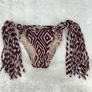 Victorias Secret Fringe Tiny Sexy Bikini Bottom